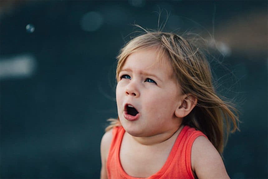 Take a deep breath: Why Toddlers throw Tantrums