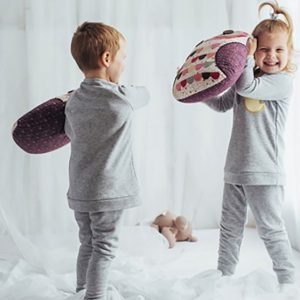 Snuggle up: tips for choosing kids' winter sleepwear