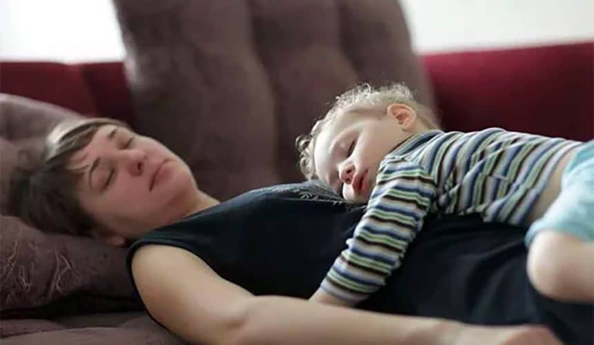 Tips for the sleep deprived mums – Practical Parenting